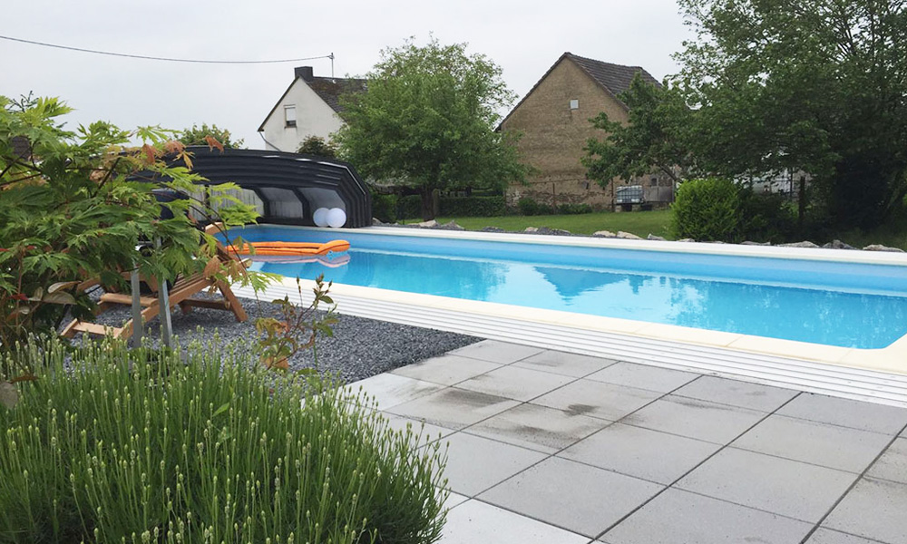 Gartenpool Poolbau Bonn / Koblenz