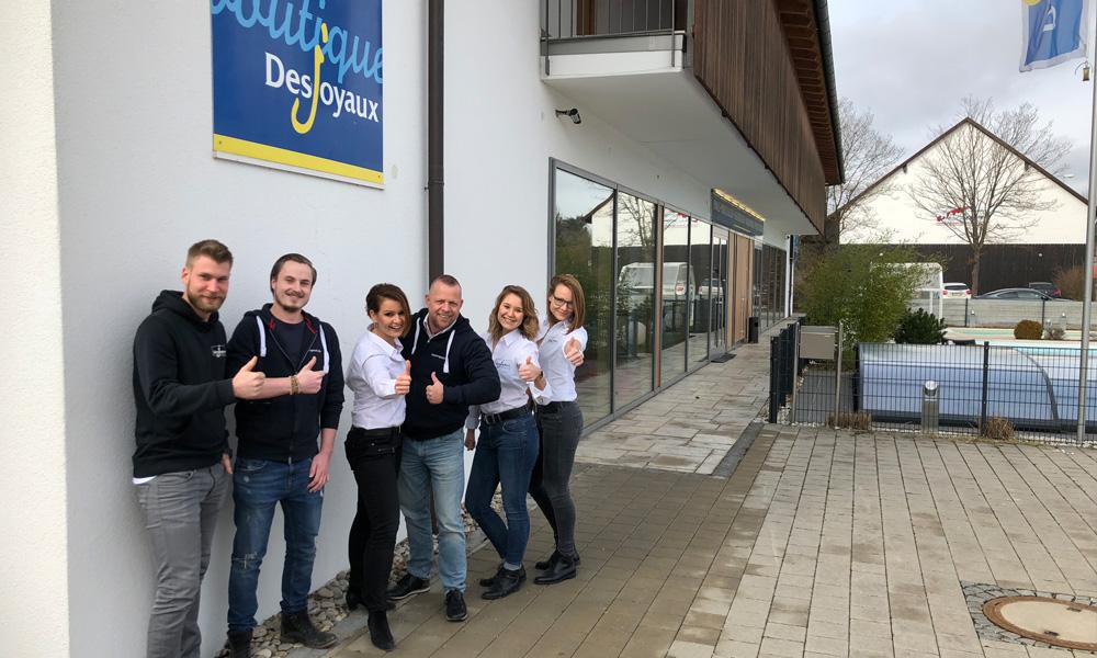 Poolbau Team Desjoyaux Freising GmbH