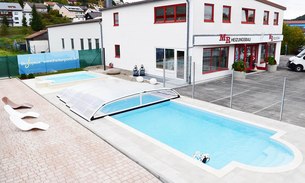 Poolbau-Shop Nürnberg / Bamberg / Würzburg