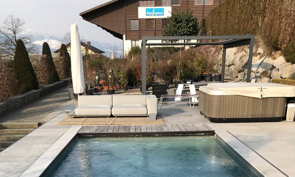 Poolbau-Shop Zürich / Zug