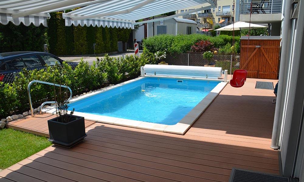 Schwimmbecken Hamburg von Desjoyaux