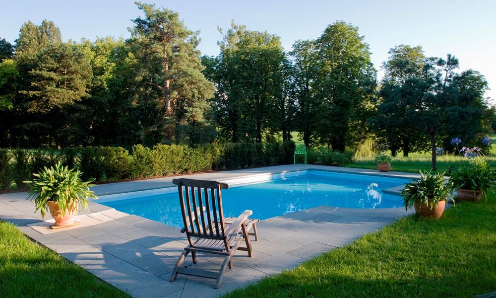 Swimmingpool Bodensee