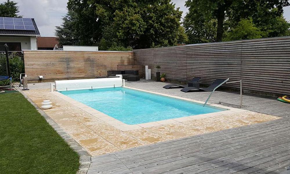 Swimmingpool Landshut