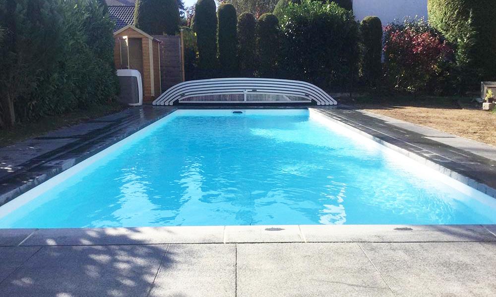Swimmingpool Desjoyaux München