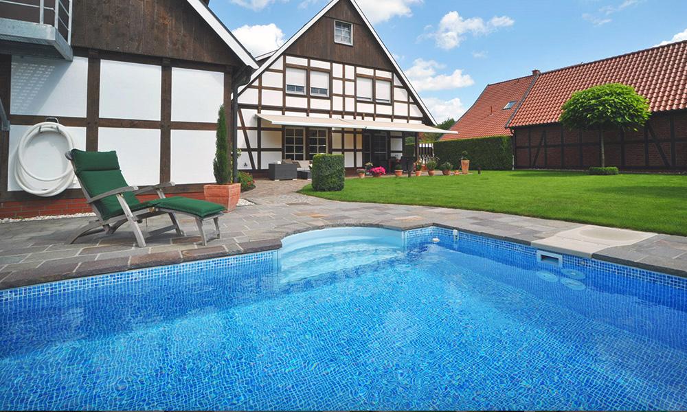 Swimmingpool Osnabrück / Bielefeld