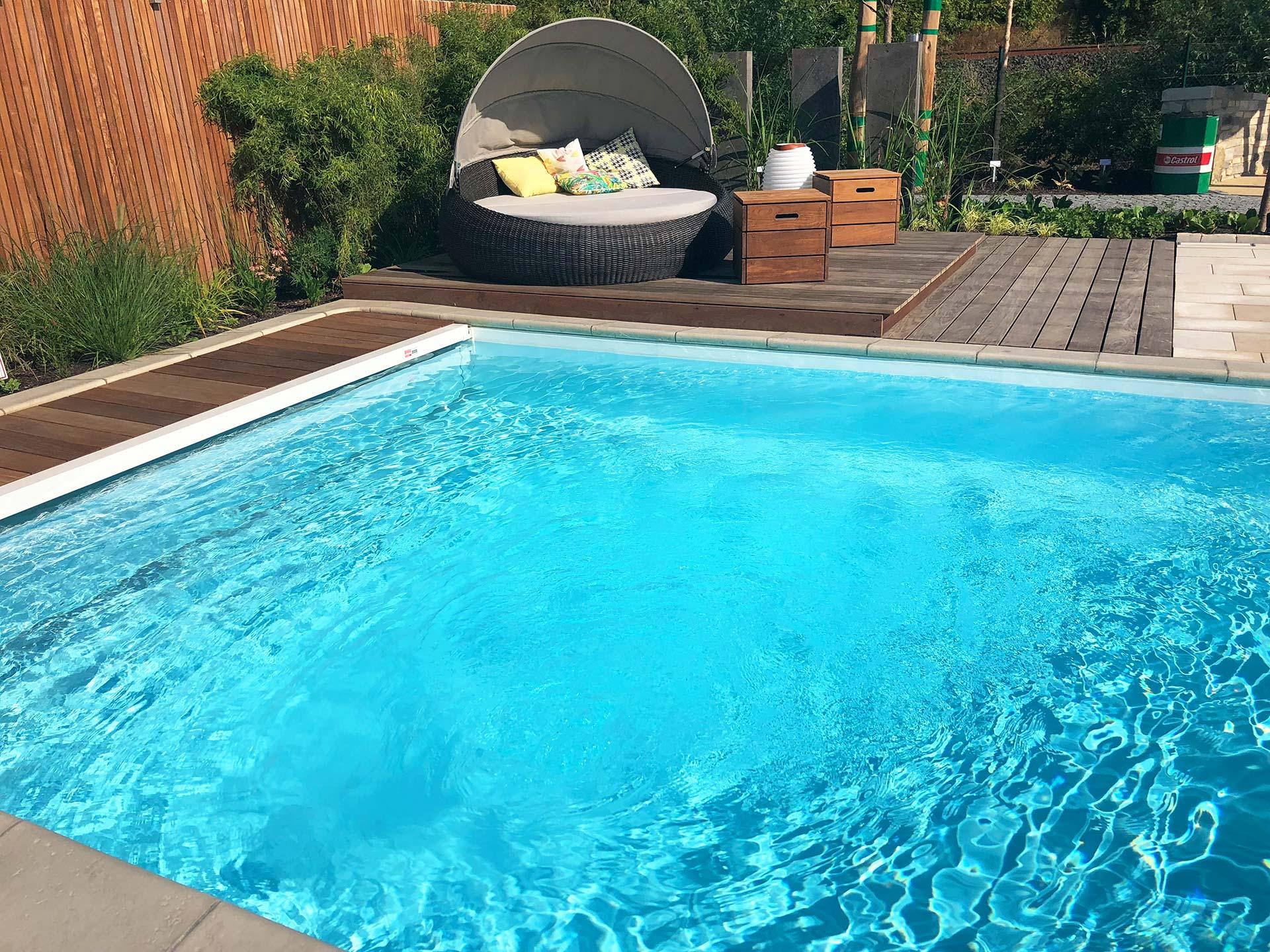 Pool Frankfurt - Desjoyaux Pools