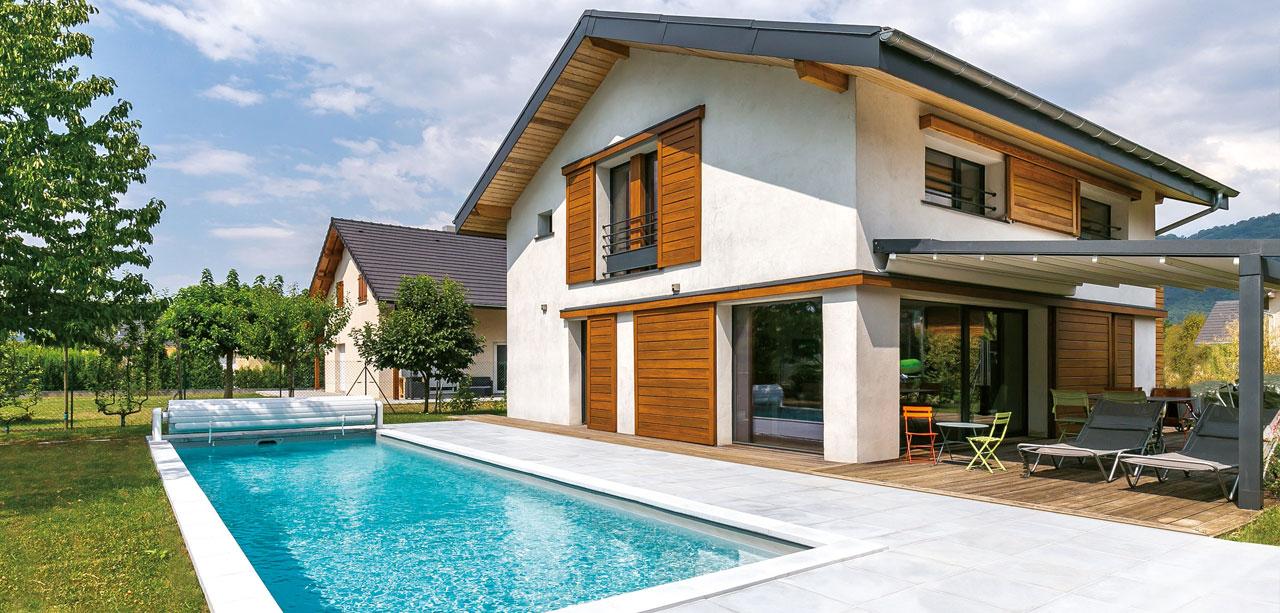 Pool Garten Sommerurlaub