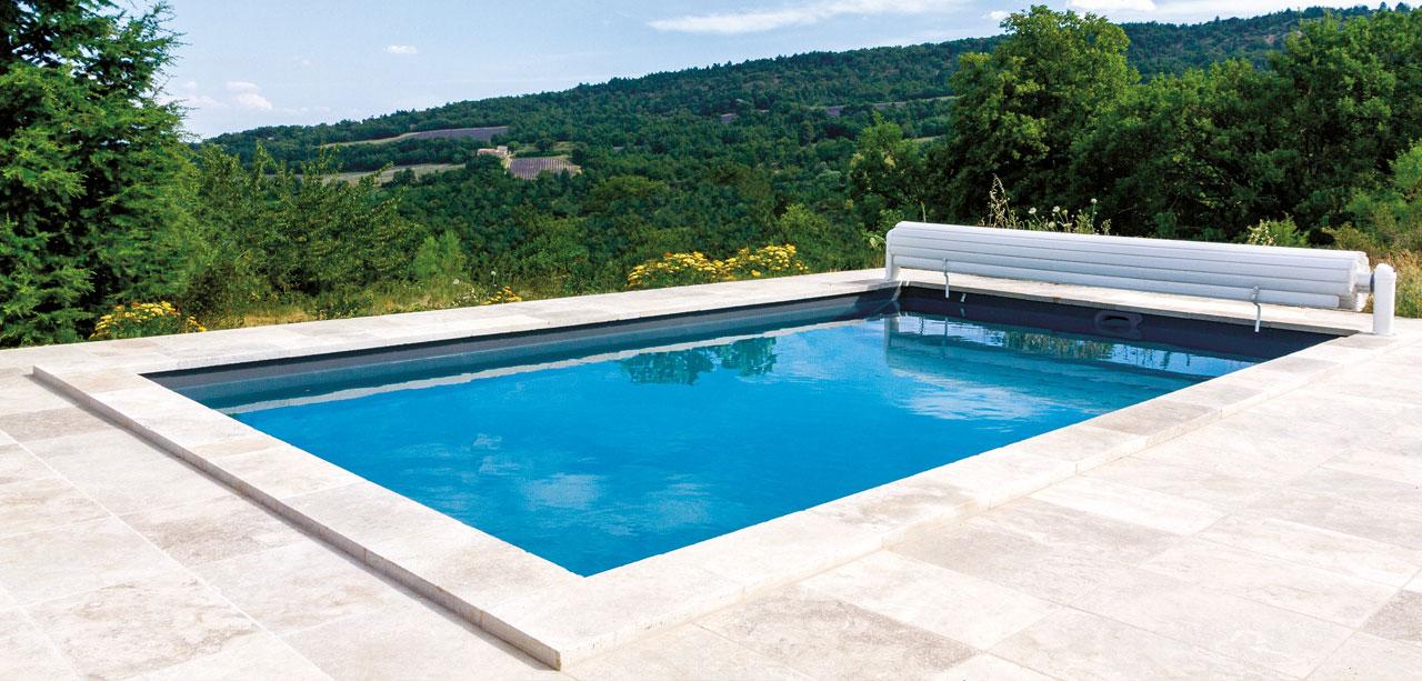 Pool Urlaub im Garten