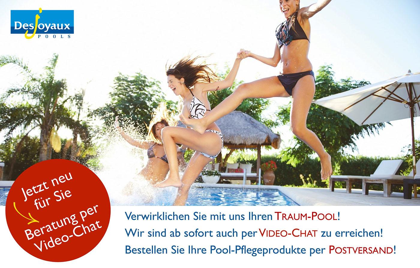 Swimmingpool - Beratung kostenlos